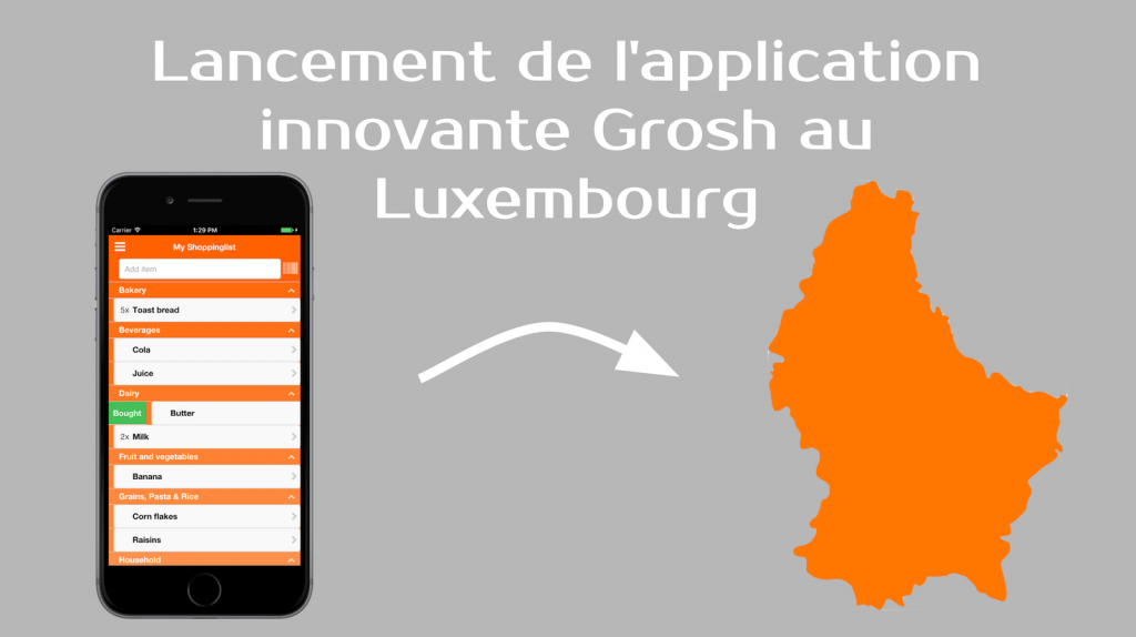 grosh launches luxemburg