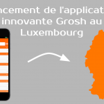 Grosh launches in Luxembourg!