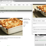 Collect recipes using FREE Grosh extension for Google Chrome