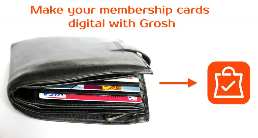 membership cards digital