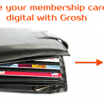 Make your membership cards digital with Grosh