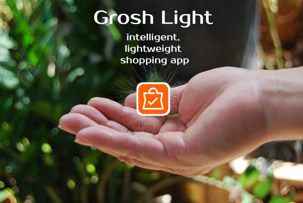 lightweight shopping app